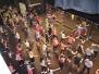Zumba na scenie plenerowej w MOKu w Żorach